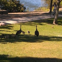 Photo taken at Almaden Lake Park by Christina S. on 5/22/2012