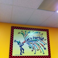 Photo taken at Pump It Up by Steven L. on 4/1/2012
