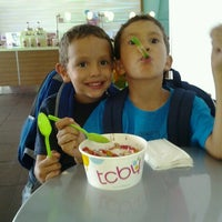Photo taken at TCBY by Diamond A. on 8/16/2012