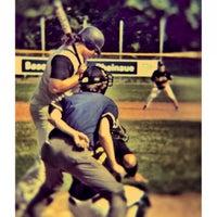 Das Foto wurde bei Baseballstadion Rheinaue von Dirk S. am 8/25/2012 aufgenommen