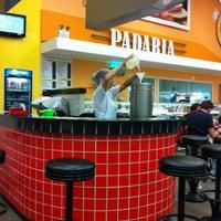 Photo taken at Queluz Supermercado by Caio R. on 8/24/2012