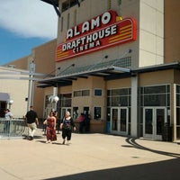 Photo taken at Alamo Drafthouse Park North by Karina S. on 6/29/2012