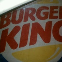 Photo taken at Burger King by Brian R. on 3/11/2012