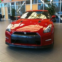 Nice ... Photo Taken At TIM DAHLE NISSAN OF SANDY By Mike P. On 8/27 ...