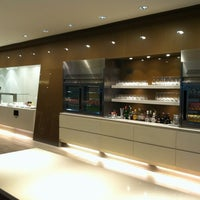 Photo taken at British Airways (BA) First/Business Class Lounge by Masao N. on 3/20/2012