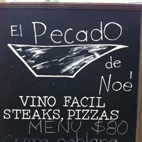 4/11/2012 tarihinde Mike M.ziyaretçi tarafından El Pecado De Noe'de çekilen fotoğraf