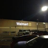 Photo taken at Walmart Supercenter by William H. on 5/31/2012