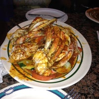 Photo taken at Alegrias Seafood Chicago by Chauney B. on 8/26/2012