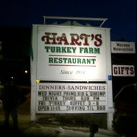 Photo taken at Hart's Turkey Farm by Luis M. on 2/8/2012