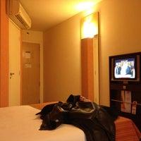 Photo taken at ibis Hotel by BELLUM EST PACEM T. on 9/13/2012
