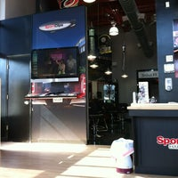 Photo taken at SportClips by Keithley F. on 3/1/2012