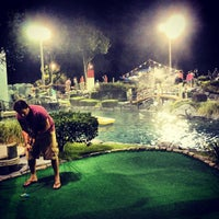 Photo taken at Cape Escape Adventure Golf by Shawn P. on 8/8/2012