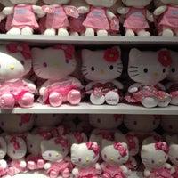 Photo taken at Sanrio by Robin O. on 5/6/2012