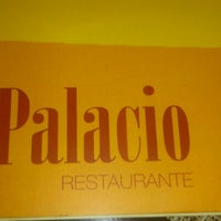 Photo taken at Restaurante Palacio by Karina D. on 6/7/2012
