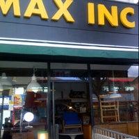 Photo taken at Max Inc by Disneyrollergirl on 5/12/2012