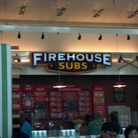 Photo taken at Firehouse Subs by rico on 8/16/2012
