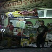 Photo taken at Martabak Ramayana by Yusi S. on 3/9/2012