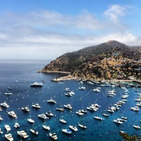 Photo taken at Santa Catalina Island by Jonathan B. on 6/13/2012