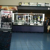 Photo taken at Regal Cinemas Bowie 14 by Tyler D. on 8/17/2012