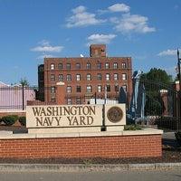 Photo taken at Washington Navy Yard by Gary D. on 8/29/2012