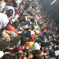 Photo taken at W Nightclub Patra by  Vag P. on 2/26/2012