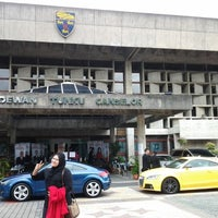 Photo taken at Universiti Malaya (University of Malaya) by Kymie _. on 3/10/2012