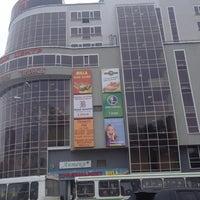 Photo taken at ТЦ «ВИТ» by Anna G. on 4/11/2012