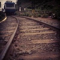 Foto tirada no(a) Estação Eugênio Lefevre por Marcelo Kenji H. em 4/21/2012