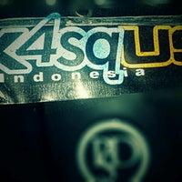 Photo taken at #K4SQUS HQ Surabaya by Denny P. on 6/9/2012