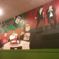 Photo taken at Kennedy's Chicago Pizza by Denise P. on 7/11/2012