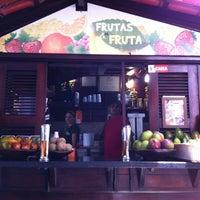 Foto tirada no(a) Kioske Frutas Da Fruta Mercadao por Rogildo V. em 2/11/2012