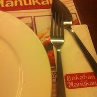 Photo taken at Bakahan At Manukan by Ivan 2. on 8/21/2012