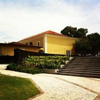 Photo taken at Casa das Onze Janelas by Ricardo P. on 2/5/2012