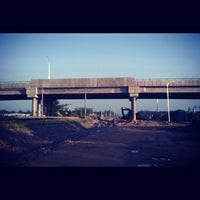 Photo taken at Alma Flyover by Bam A. on 9/10/2012