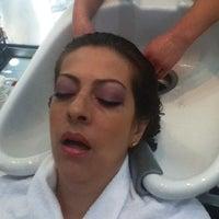 Photo taken at Ken Hair Studio by Jose Alfredo G. on 4/12/2012