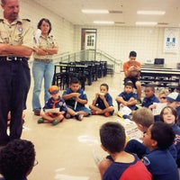 Photo taken at Lipscomb Elementary School by Web M. on 9/5/2012