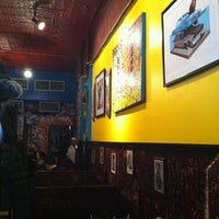 Photo taken at John's of Bleecker Street by Francisco P. on 2/21/2012