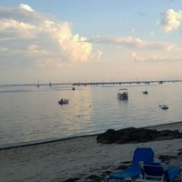 Photo taken at Fanizzi's by the Sea by Rebecca P. on 8/29/2012