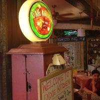 Photo taken at Dixie Kitchen & Bait Shop by Kyle H. on 6/18/2012