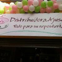 Photo taken at Distribuidora Ajusco by Ricardo M. on 8/17/2012