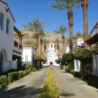 Photo taken at Spa La Quinta by Ann E. on 5/23/2012