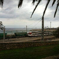 Photo taken at Tarragona Railway Station by Andrey A. on 7/1/2012