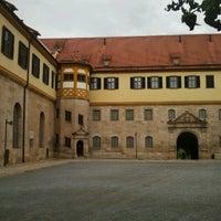 Photo taken at Schloss Hohentübingen by Stefanie N. on 7/6/2012