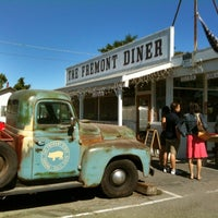 Photo taken at The Fremont Diner by William L. on 6/30/2012