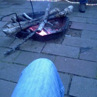 Photo taken at Fire Pit by Travis L. on 5/26/2012