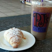 Photo taken at PJ's Coffee by Donna R. on 4/22/2012