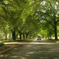 Photo taken at Downtown Eufaula by Justin M. on 5/14/2012