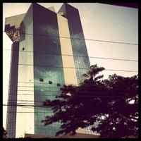 Photo taken at Palacio de Justicia by Diego B. on 7/3/2012
