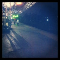 Photo taken at Jogeshwari Railway Station by Rahul S. on 7/19/2012