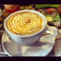 Photo taken at Kala Coffee by Aobka on 6/13/2012